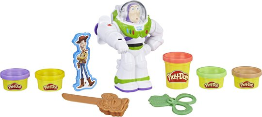 Play-Doh Lekeleire + Disney Figur Buzz Lightyear