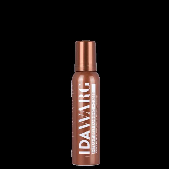 Instant Self-Tanning Mousse Extra Dark, 150 ml