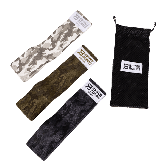 Glute force 3-pack, Camo Combo
