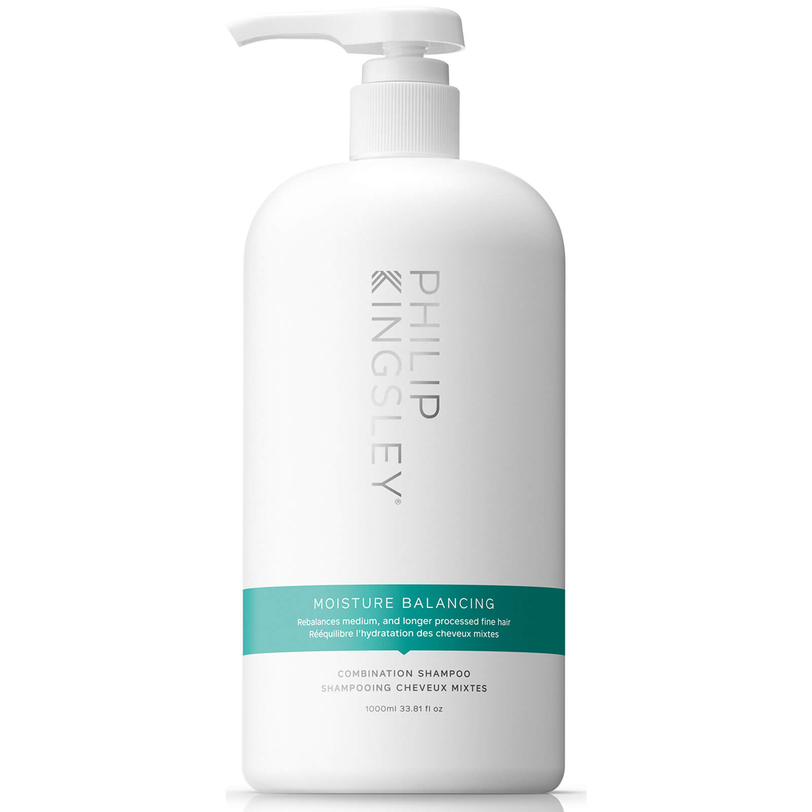 Philip Kingsley - Moisture Balancing Shampoo 1000 ml