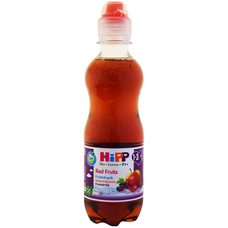 Eko Fruktdryck Röda Frukter - 14% rabatt