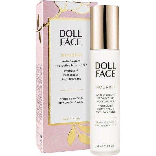 Doll Face Nourish Anti-Oxidant Protective Moisturizer, 50 ml Doll Face Päivävoiteet