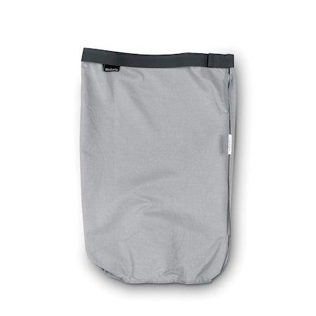 Vaskepose 35 L mørkegrå