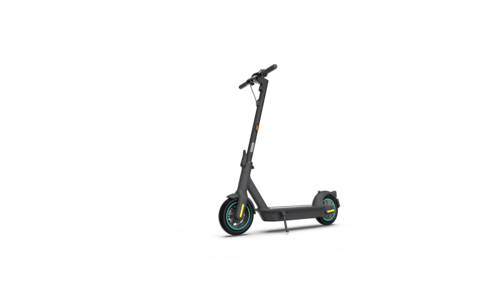 Ninebot By Segway Max G30d Ii El-scooter - Grå