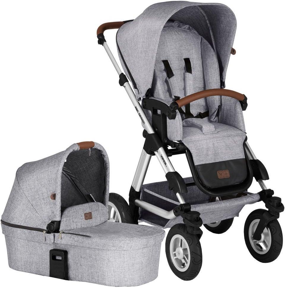 ABC Design Viper 4 Duovagn, Grey