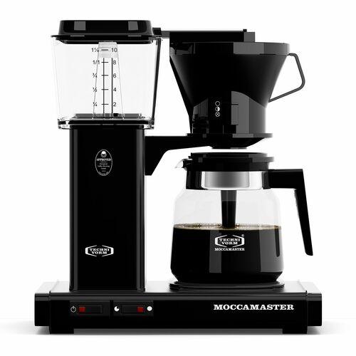Moccamaster Kb952ao Black Kaffebryggare - Svart