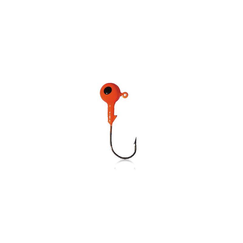 Wiggler Round Head 7g Orange Fluo