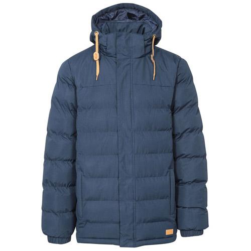 Trespass Men's Insulated Jacket Various Colours Westmorland - Navy 2XL
