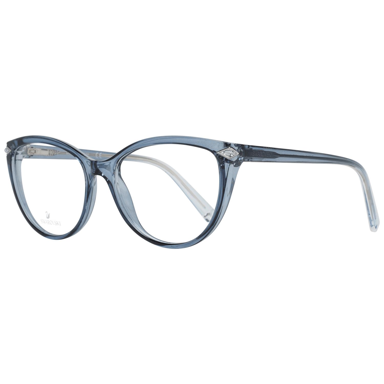 Swarovski Women's Optical Frames Eyewear Blue SK5245 53084