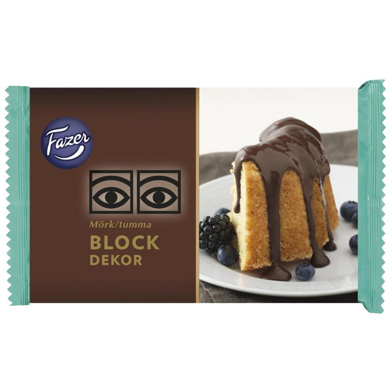 Bakchoklad Mörk - 21% rabatt