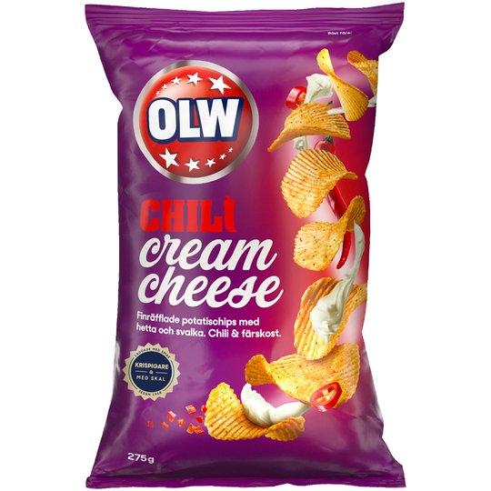 Chips Chili Cream Cheese - 19% rabatt