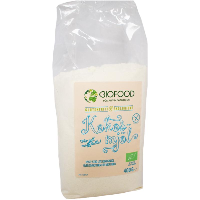 Eko Kokosmjöl 400g - 29% rabatt
