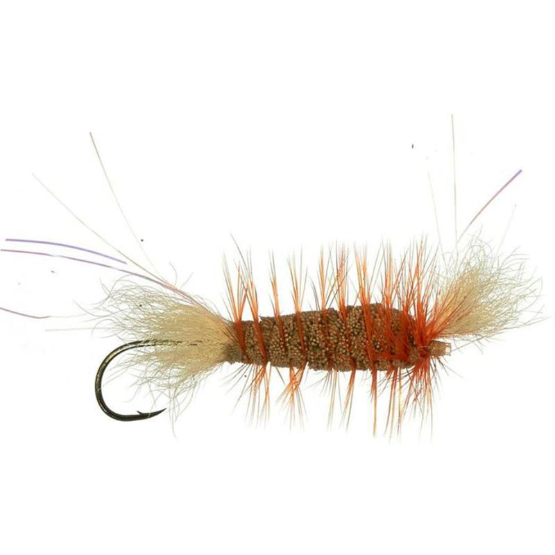 Tube Bomber Brown/Orange - Small Kjøp 12 fluer få gratis flueboks