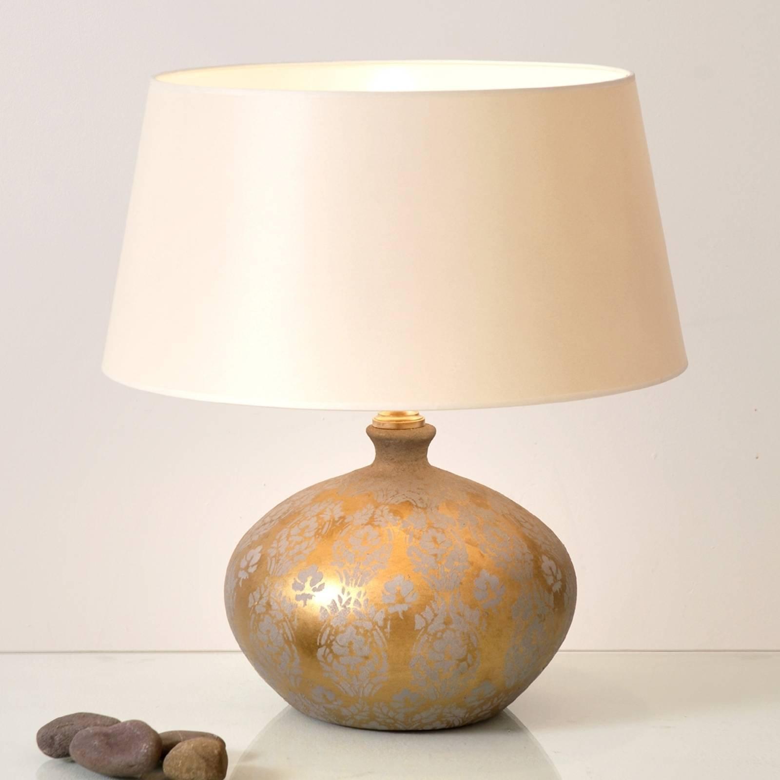 Bordlampe Vaso Barocco, høyde 44 cm