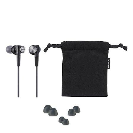 Øvrige Headset In-ear MDR-XB50AP Svart