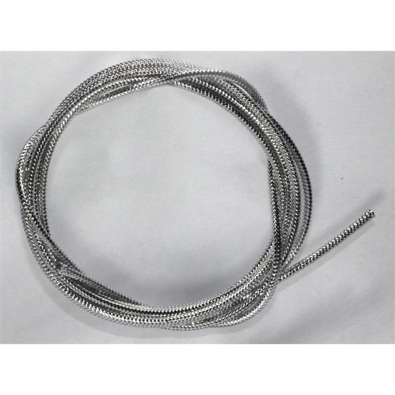 Semperfli Mylar Cord 1,6mm Silver
