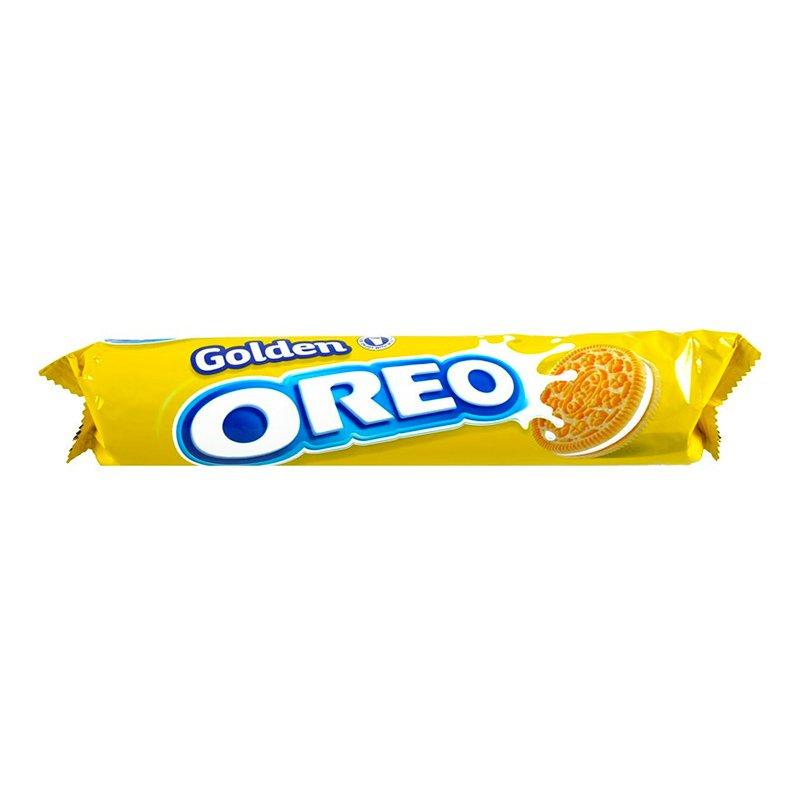 Oreo Cookies Golden - 154 gram