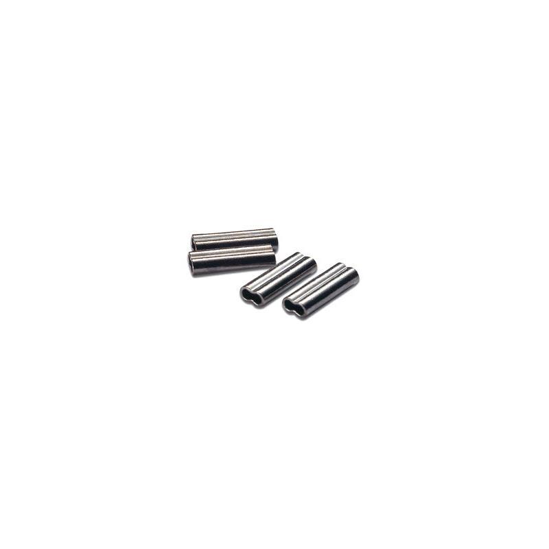 Mustad 77262 Wirelås - Dobbel 1,6mm Perfekt for å lage rigger
