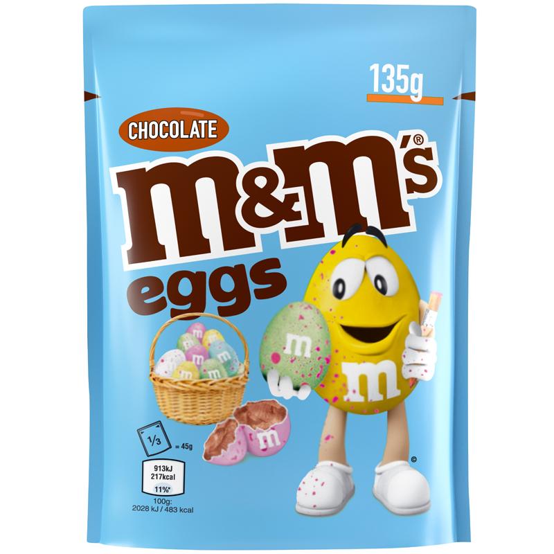 M&M's Ägg Choklad - 34% rabatt