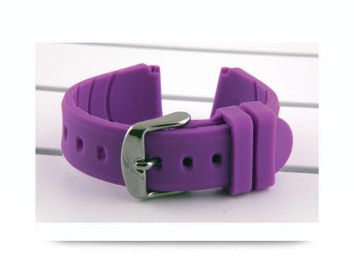 GUL Silicone 16mm - Purple 4460260