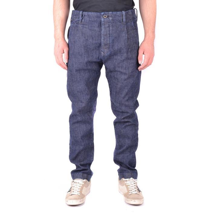 Jacob Cohen Men's Trouser Blue 163016 - blue 33
