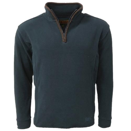 Game Technical Apparel Men's Jacket Various Colours Stanton Pullover - GUNMENTAL GREY XXL
