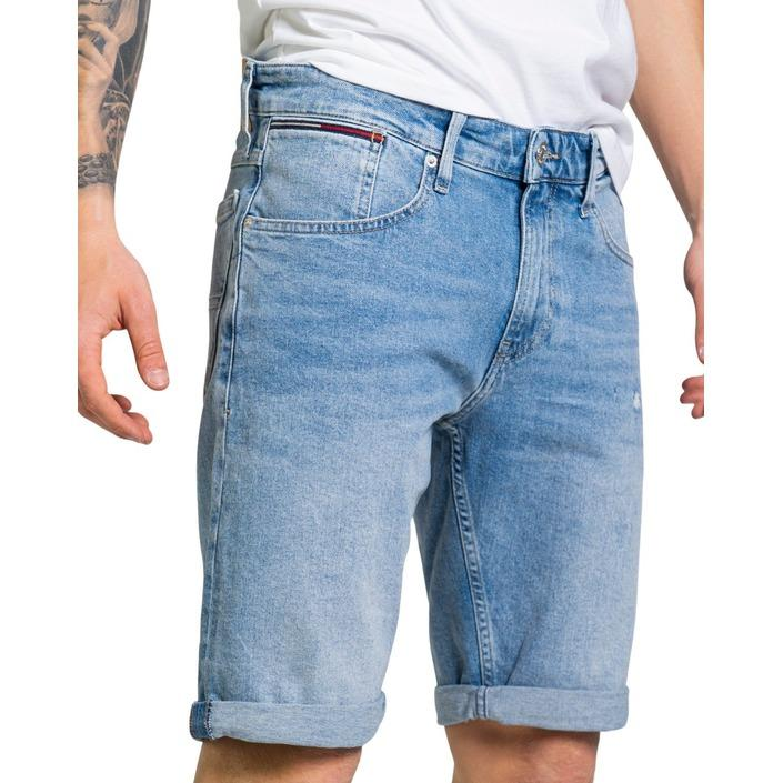 Tommy Hilfiger Jeans Men's Short Blue 230071 - blue w29