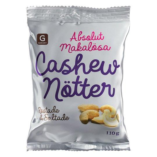 Cashewnötter 110g - 60% rabatt