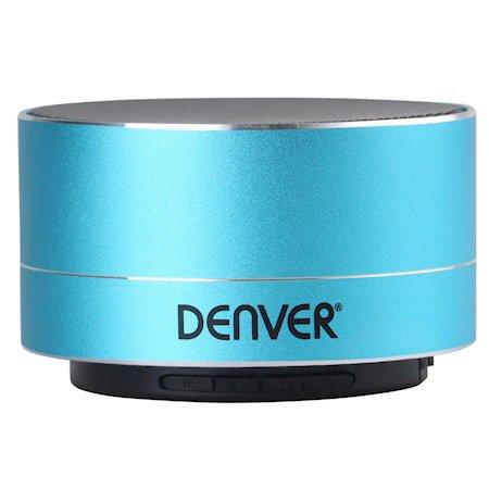 Bluetooth-høyttaler Blå