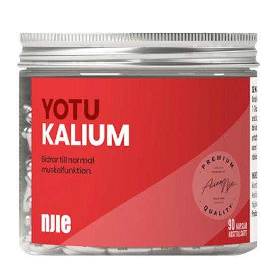 Kalium - 51% rabatt