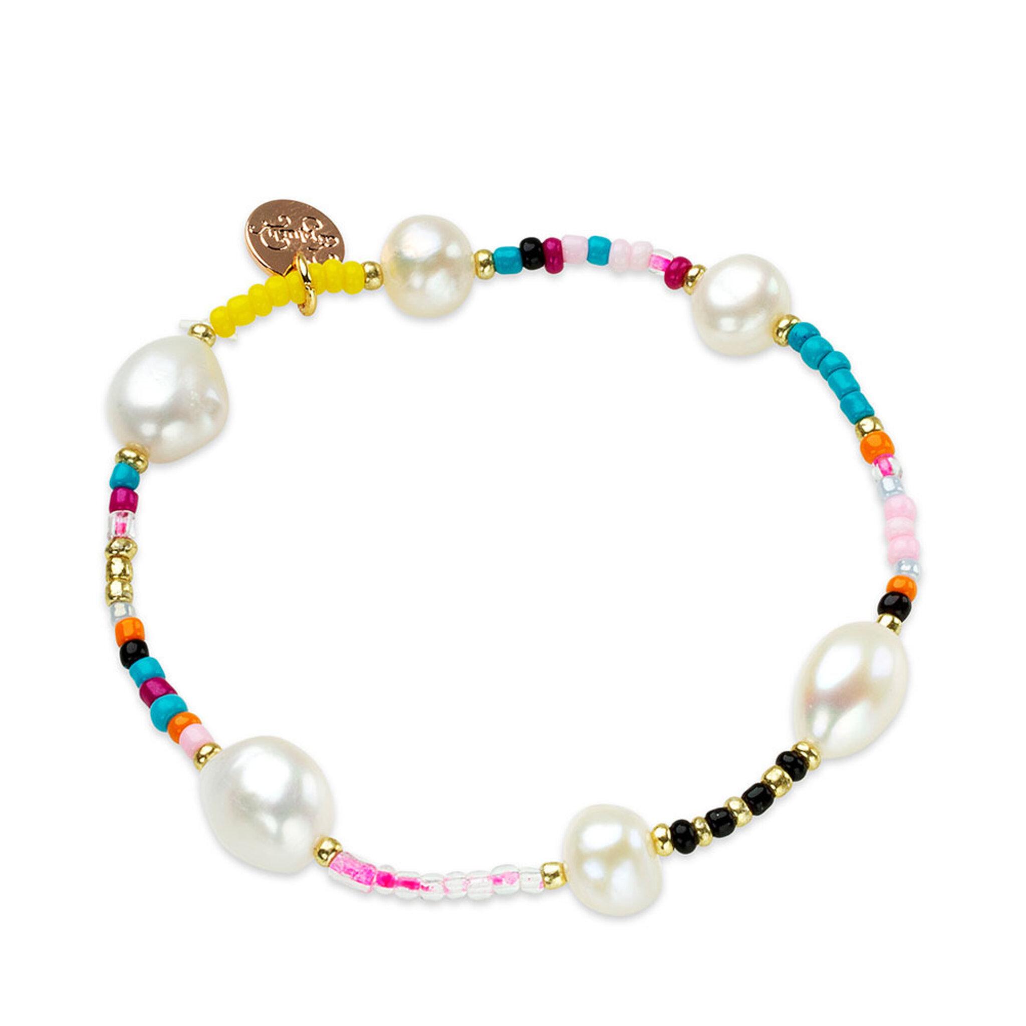 Blush Beachday Bracelet, ONE SIZE