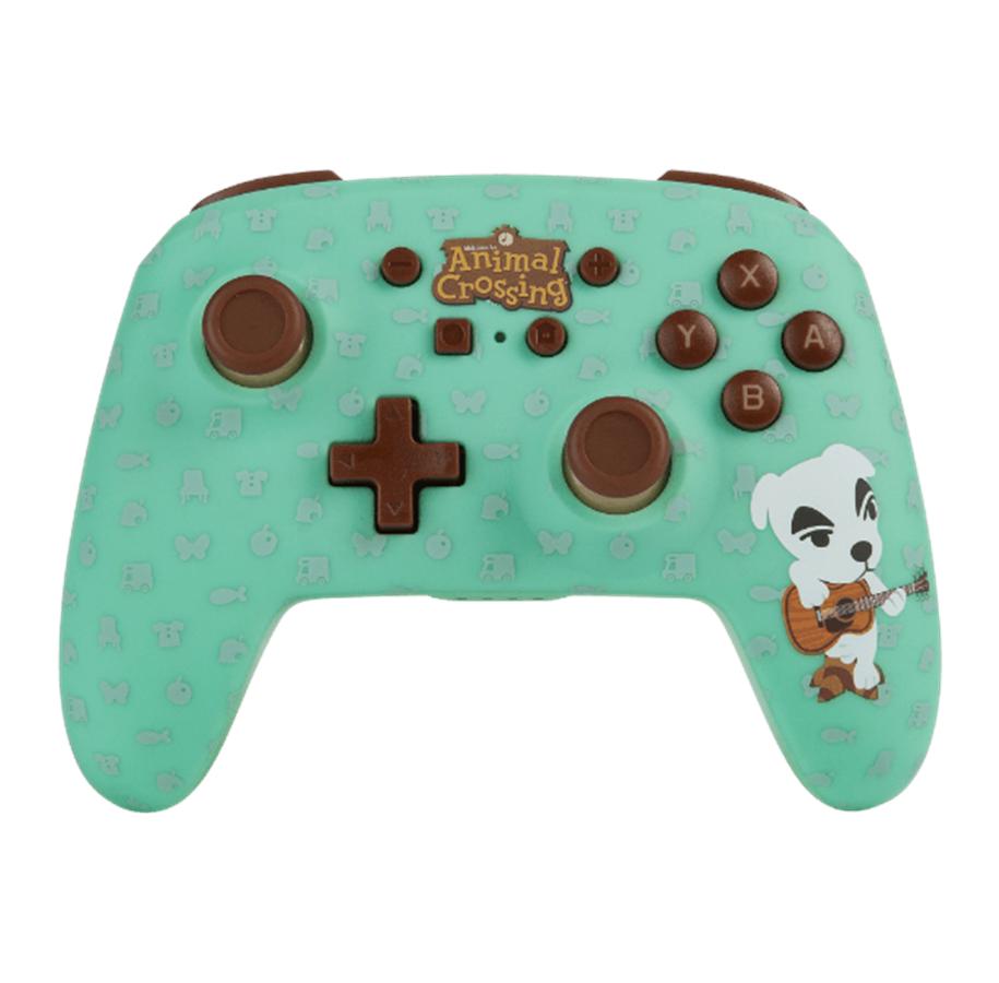 PowerA Nintendo Switch Wireless Controller Animal Crossing