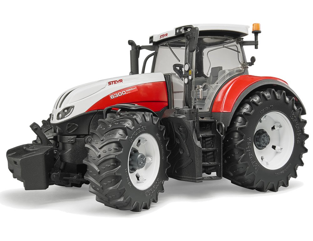 Bruder - Steyr 6300 Terrus CVT Tractor (BR3180)