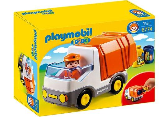 Playmobil 6774 123 Søppelbil