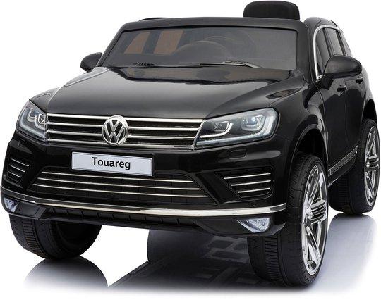 Volkswagen Touareg Elbil, Svart