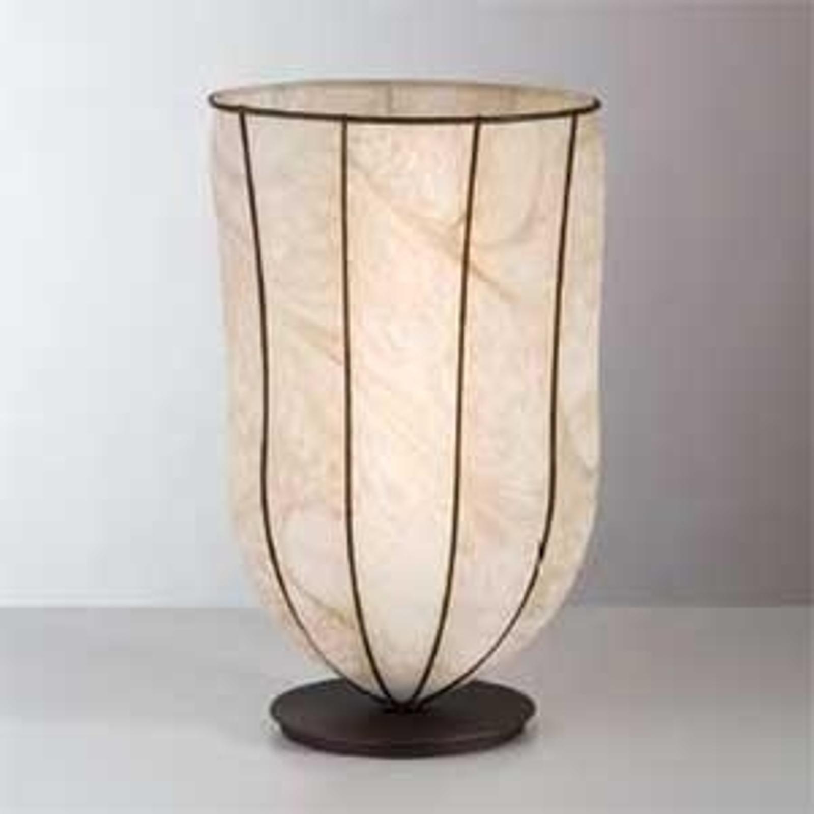 Antiikkinen Giara-pöytävalaisin, 38 cm
