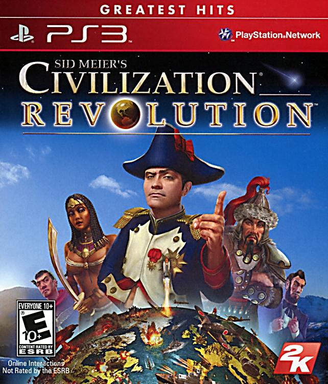 Civilization Revolution (Import)