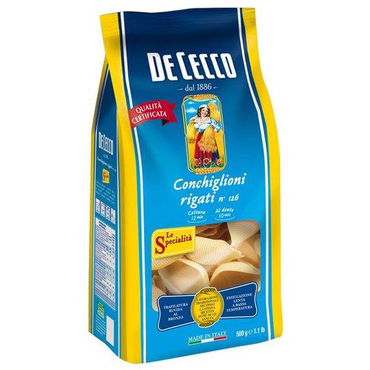 Pasta Conchiglioni Rigati 500g - 50% rabatt