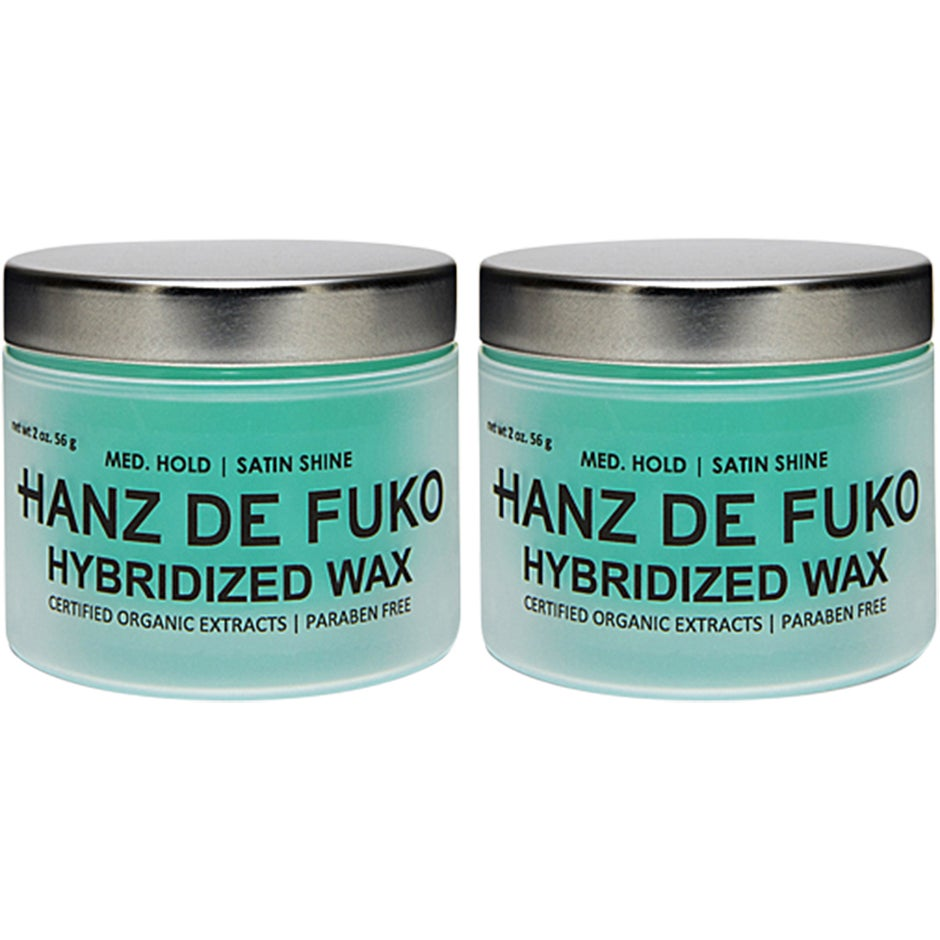 Hybirdized Wax Duo, Hanz de Fuko Muotoilutuotteet
