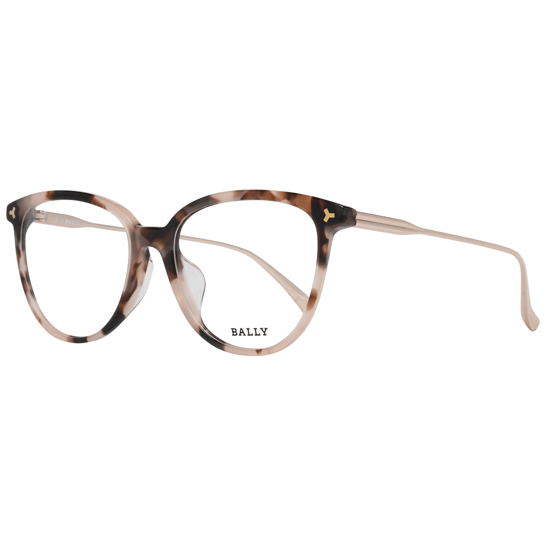 Bally Women's Optical Frames Eyewear Brown BY5012-D 53055