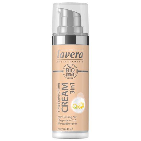 Lavera Tinted Moisturising Cream 3-in-1 Q10, 30 ml