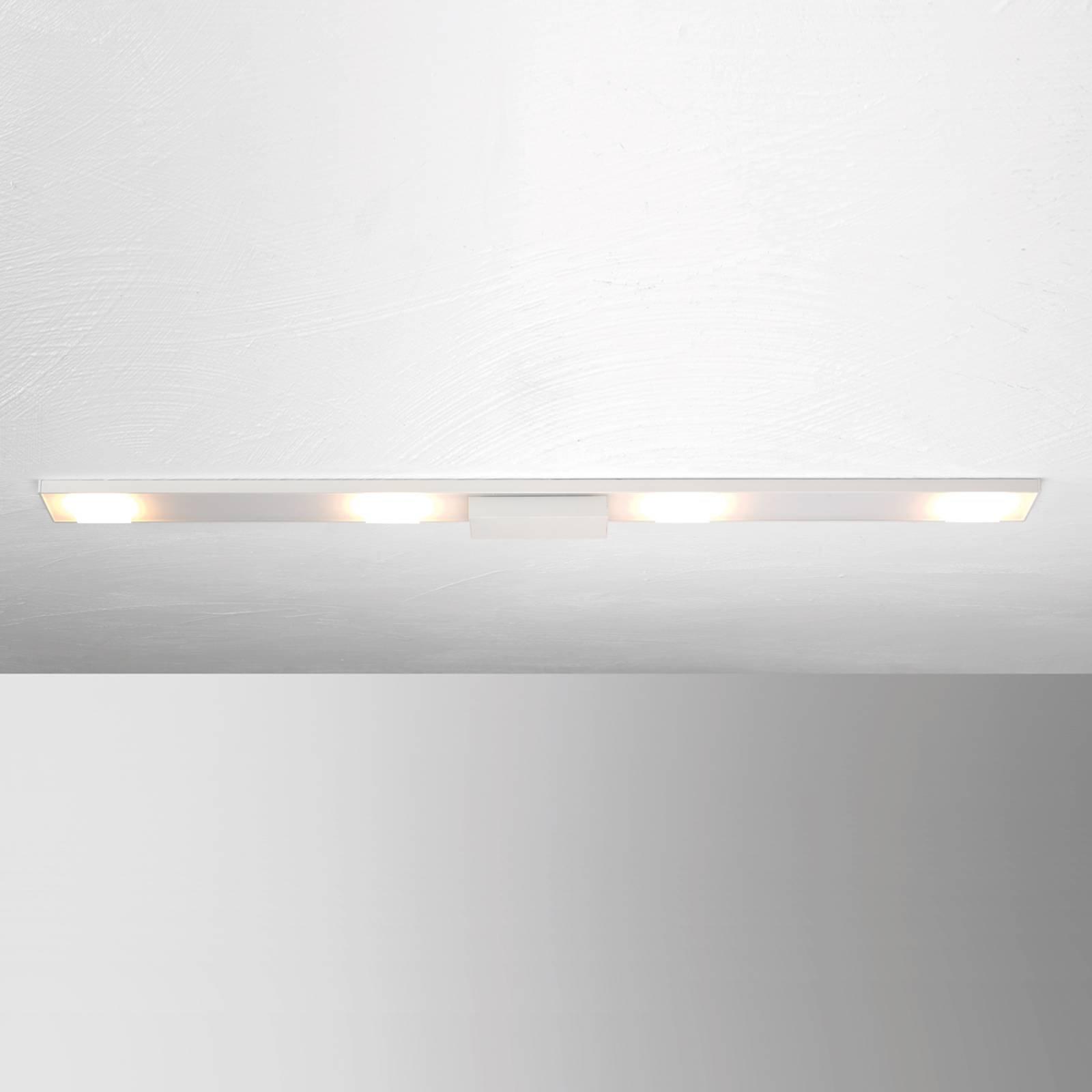 LED-taklampe Slight med fire lys, hvit