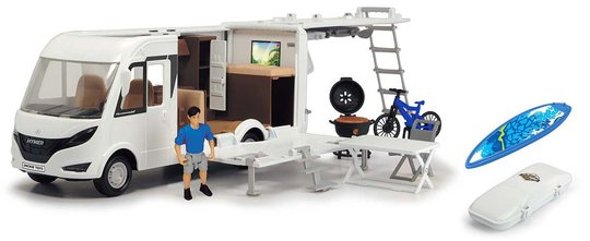 Dickie Toys Playlife Campingsett