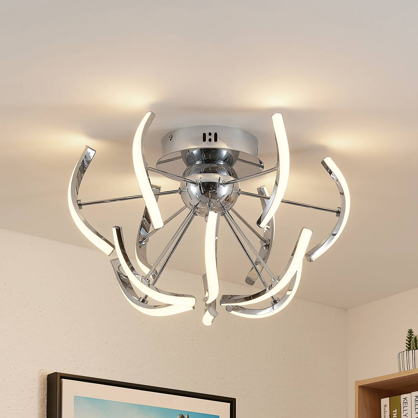 Lindby Jesslynn -LED-kattovalaisin