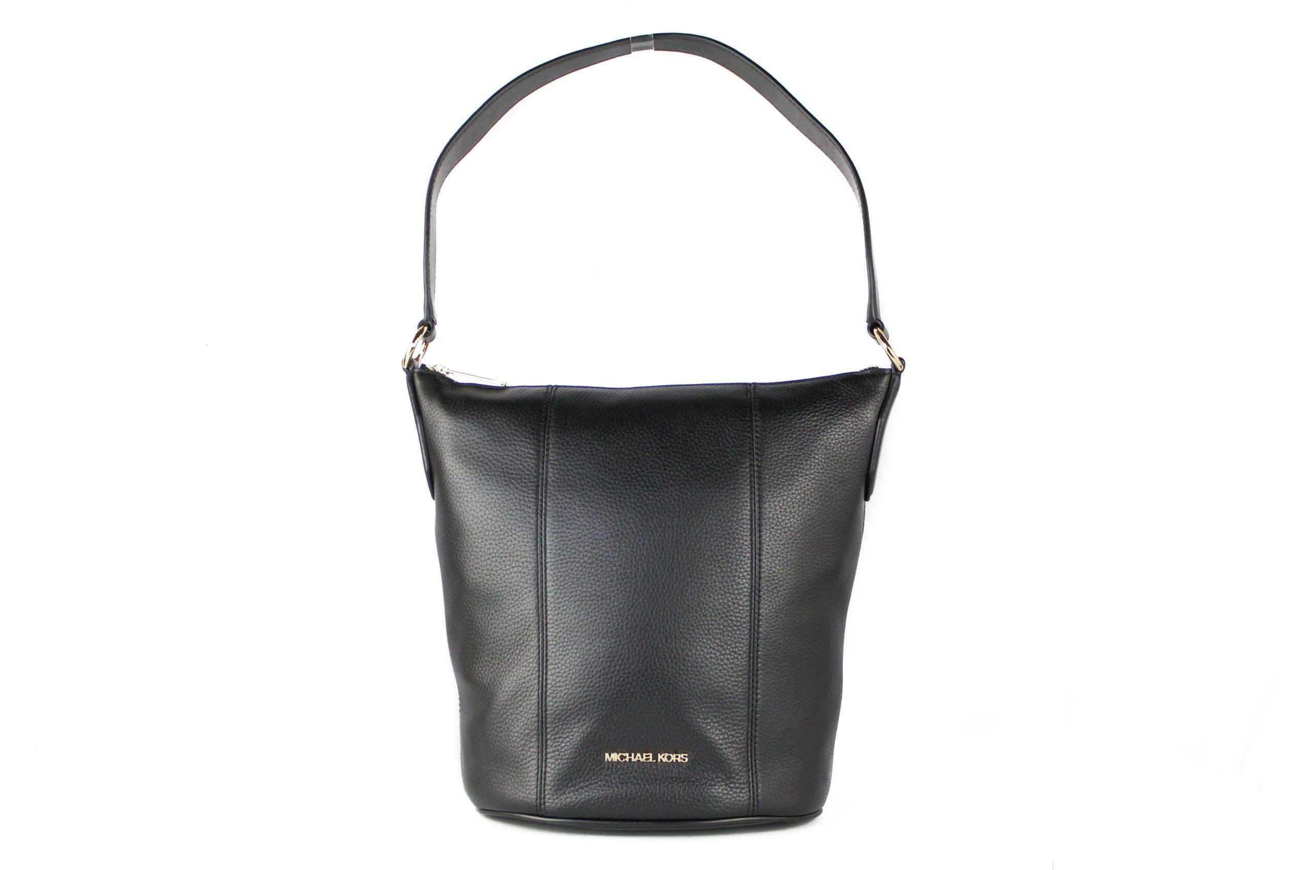 Michael Kors Women's Brooke Bucket Bag Black 22368