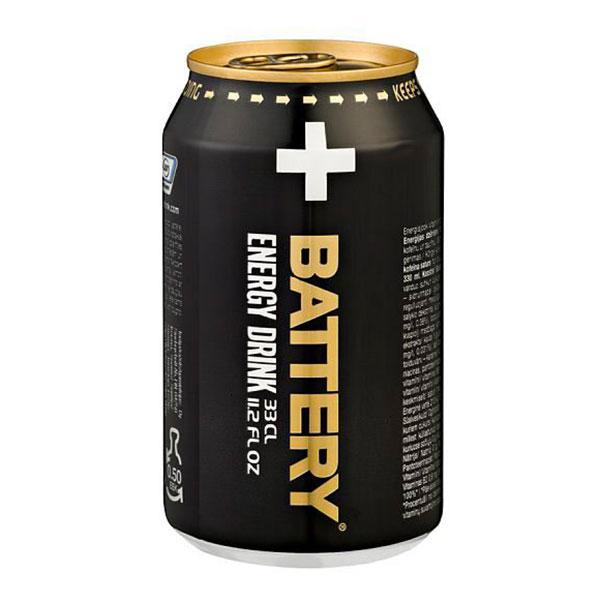 Battery Energy Drink - 1-pack