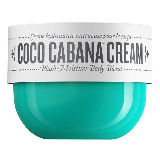Coco Cabana Cream, 240 ml Sol De Janeiro Vartaloemulsiot