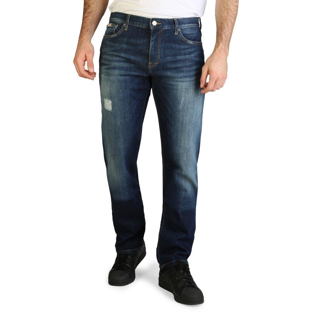 Armani Exchange Men's Jeans Blue 332192 - blue 32