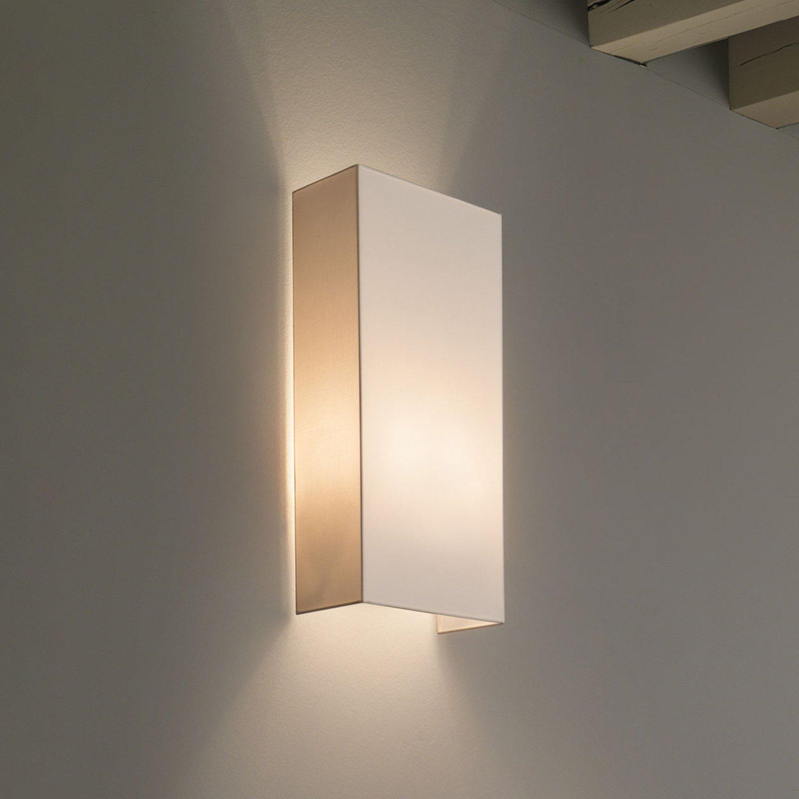 Modo Luce Rettangolo vegglampe 40 cm elfenben
