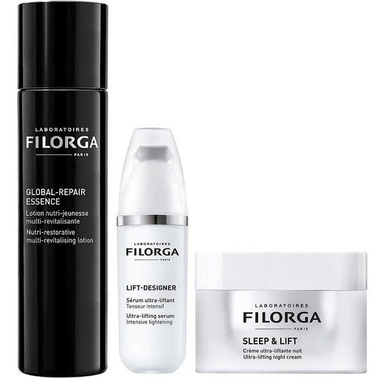 Skin Firming Nigh Time Routine, Filorga Ihonhoitopakkaukset
